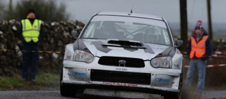 Cronin Returns to 4-Wheel-Drive for Irish Tarmac Championship