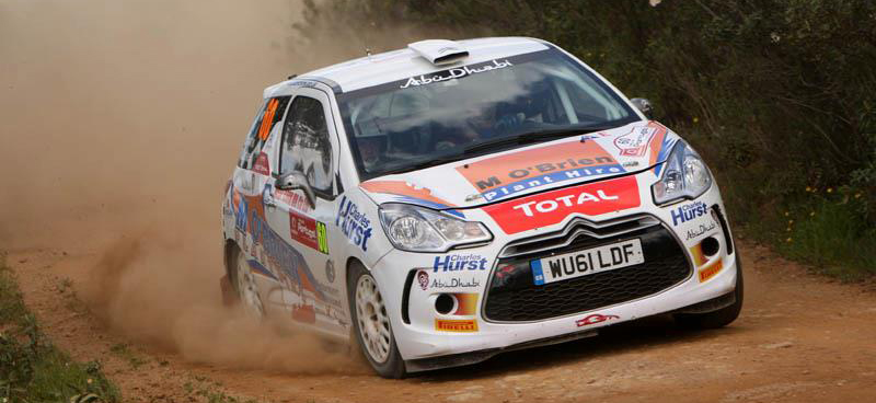 Cronin To Compete in Citroën Top Driver Series