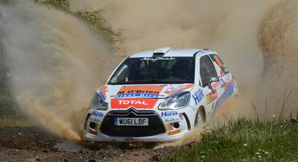 Fast And Furious As Cronin Heads To Finland Rally