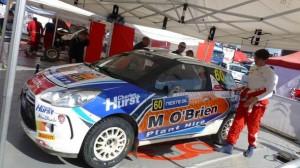 Cronin - Service - Rally Finland