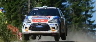 Tarmac Test Ahead at Rallye Deutschland
