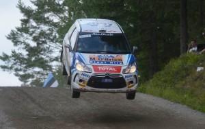 Keith Cronin - Rally Finland 2013